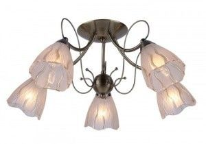 Светильник Arte Lamp Monica A6189PL-5AB - фото 1