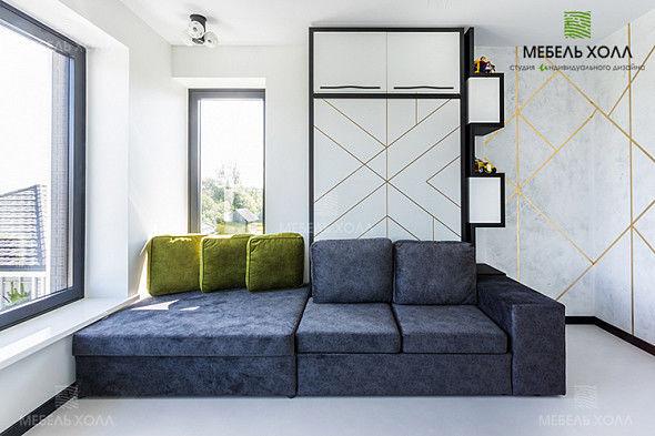 Мебель-трансформер Мебель Холл Делви - фото 1