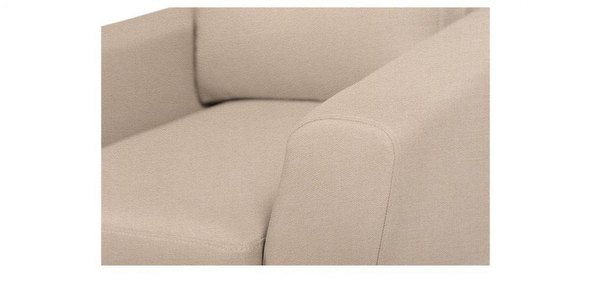 Кресло WOWIN Хоум (Дымчато-розовая микророгожка) - фото 3