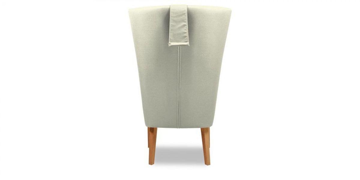 Кресло WOWIN Элеганза высокое (Кремовый велюр) - фото 5