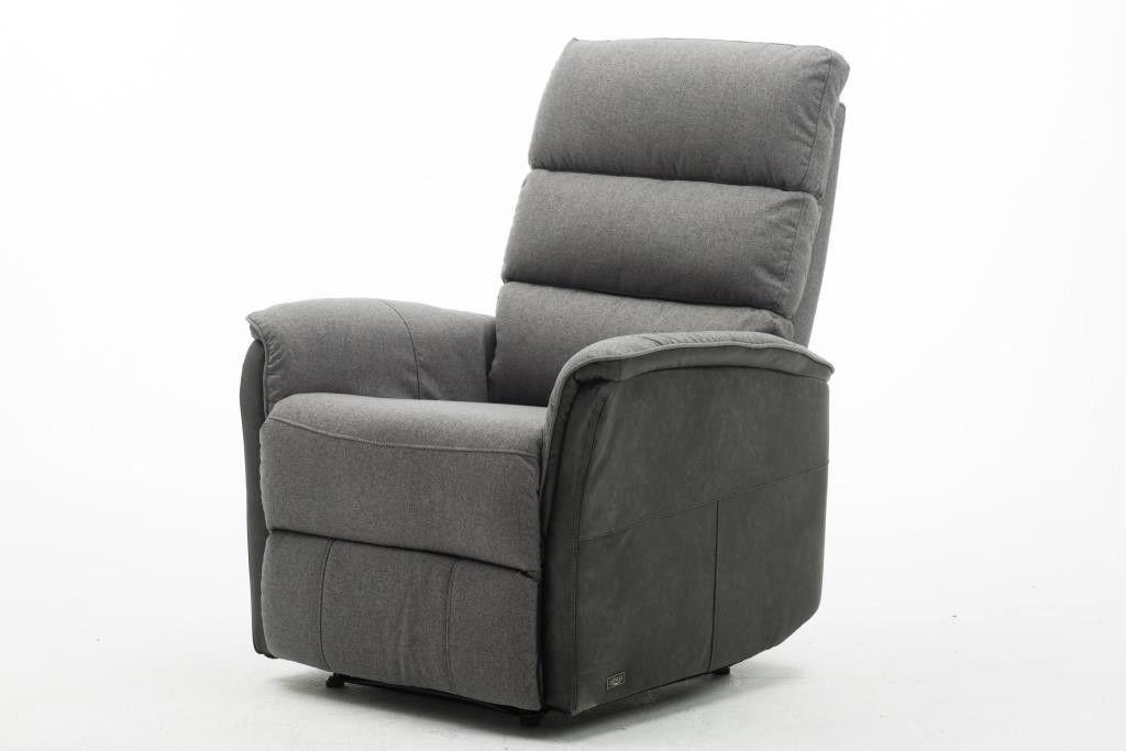 Кресло Arimax Dr Max DM05002 (Уголь) - фото 6