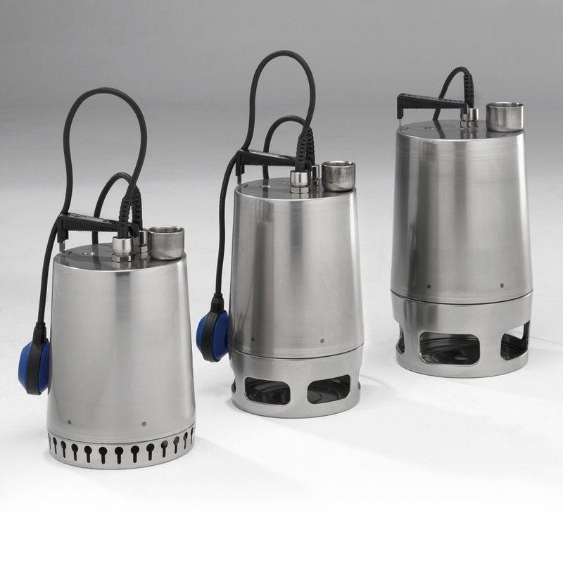 Насос для воды Grundfos Unilift AP 50.50.11.A1.V - фото 2