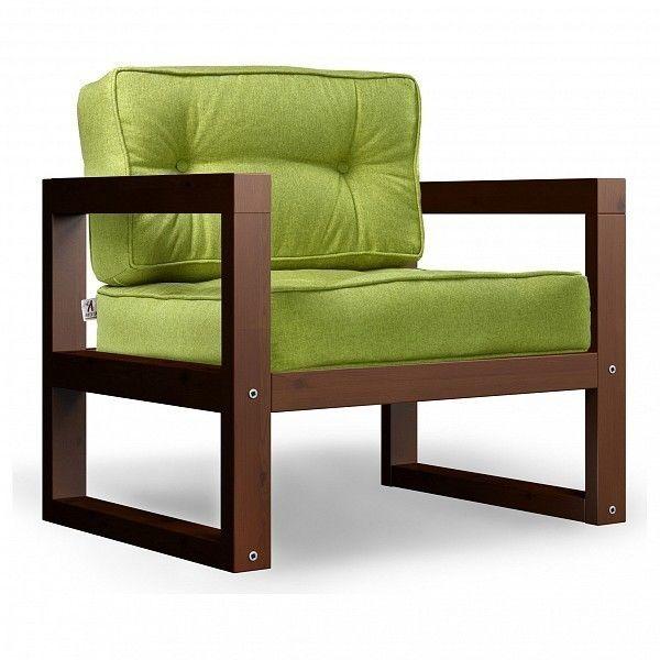 Кресло Anderson Астер AND_122set220, зеленый - фото 1