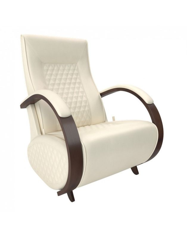 Кресло Impex Balance-3 экокожа орех (dundi 112) - фото 1
