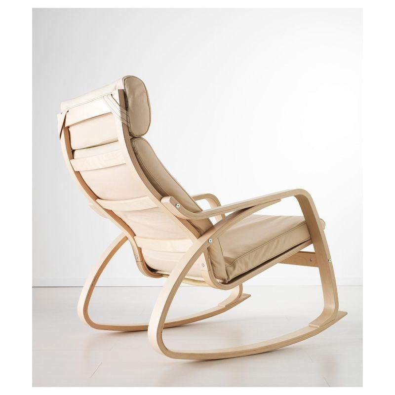 Кресло IKEA Поэнг 592.816.92 - фото 3