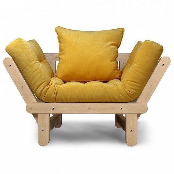 Кресло Anderson Сламбер AND_33set113, желтый - фото 1