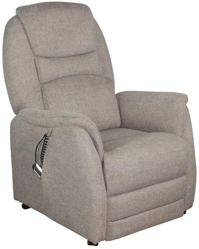 Кресло Arimax Dr Max DM01001 (Светло-коричневый) - фото 1