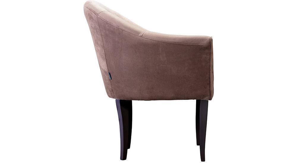Кресло Woodcraft Тоскана Velvet Taupe - фото 3