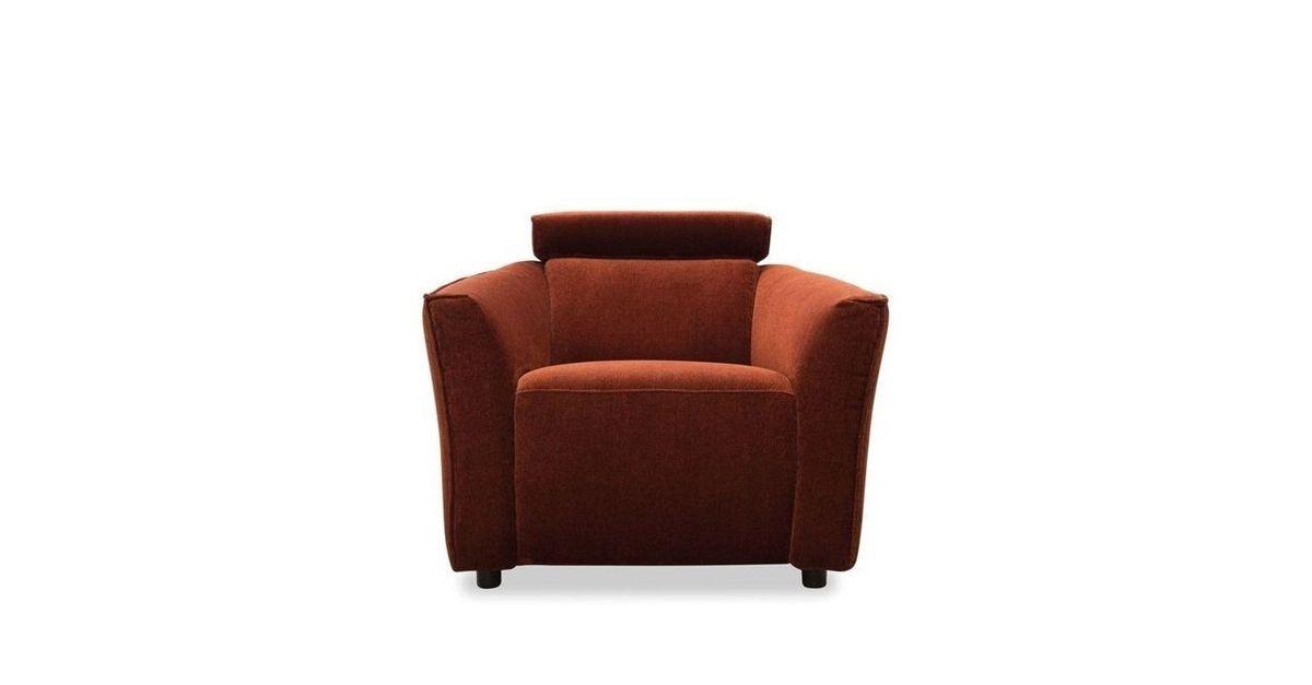 Кресло Gala Collezione Nola в ткани - фото 2