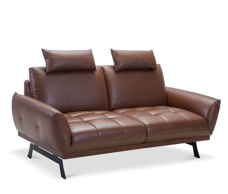 Набор мягкой мебели Gala Collezione Nicea (натуральная кожа) - фото 2
