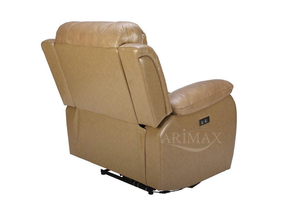 Кресло Arimax Брюс (Кэмел) - фото 5