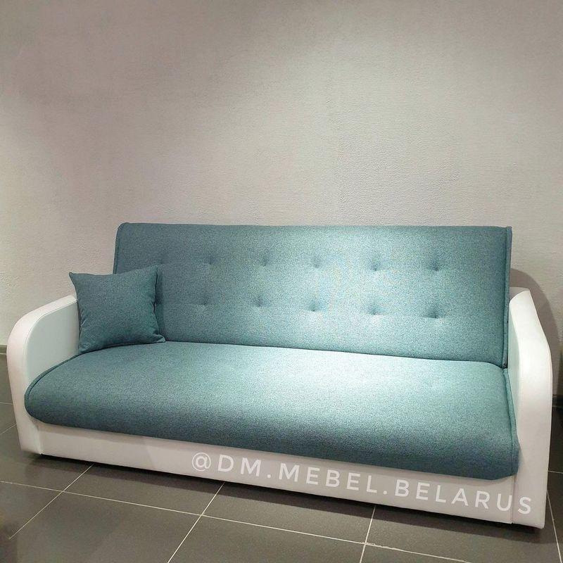 Диван DM-мебель Лаура (бирюзовый) - фото 1