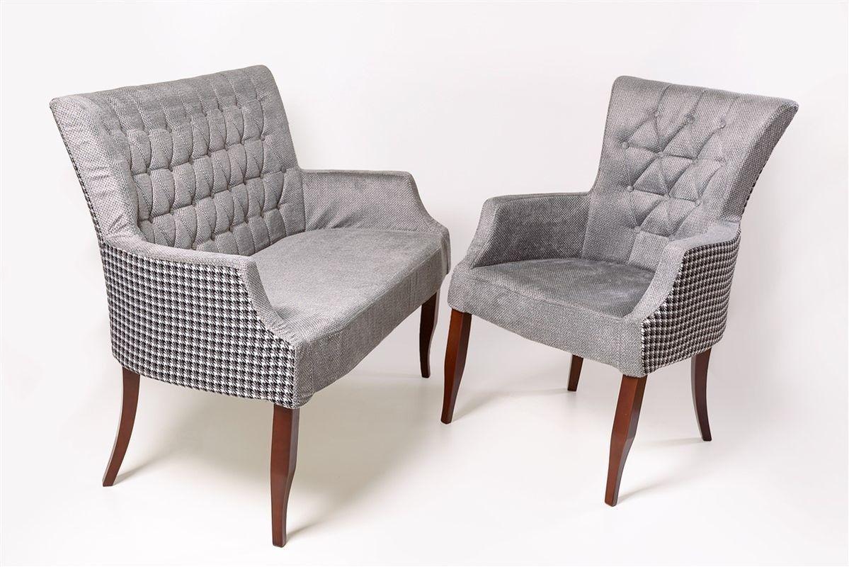 Кресло ФорестДекоГрупп Хорт (серый) D-HORT-GR - фото 5
