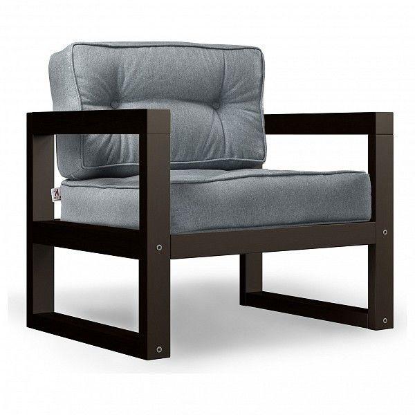 Кресло Anderson Астер AND_122set235, серый - фото 1