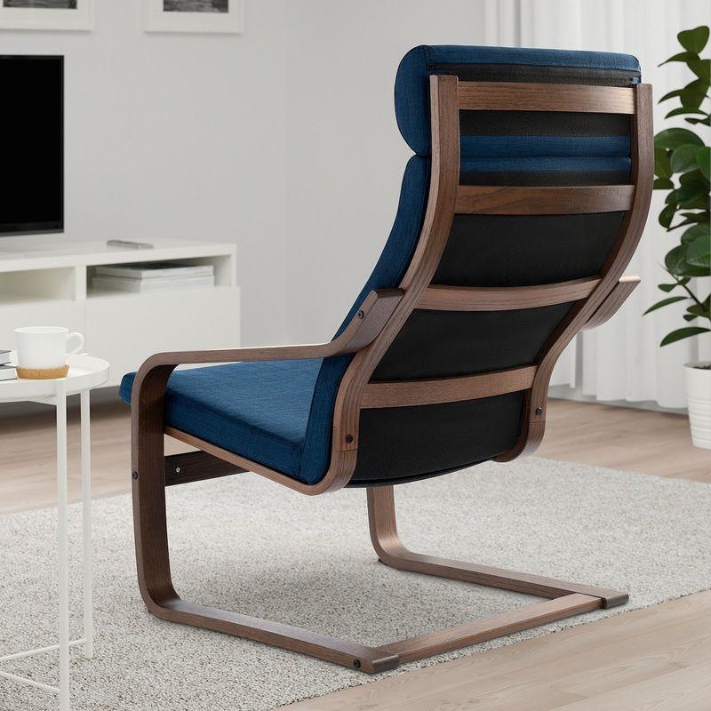 Кресло IKEA Поэнг 693.028.06 - фото 4