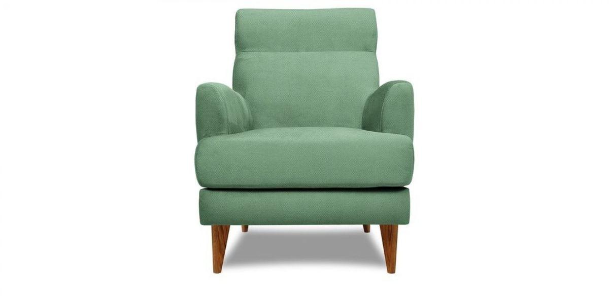 Кресло WOWIN Айленд (Мятная рогожка) - фото 2