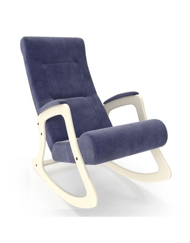 Кресло Impex Модель 2 Verona сливочный (denim blue) - фото 1