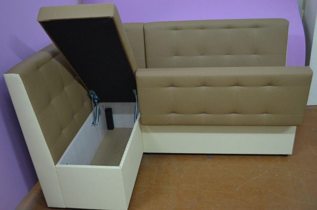 Кухонный уголок, диван Вливск-Мебель Угловой (1600х1300) - фото 4
