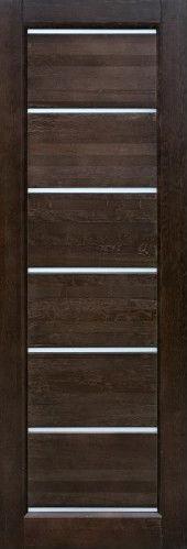Межкомнатная дверь Ока Премьер Плюс ЧО Венге - фото 1