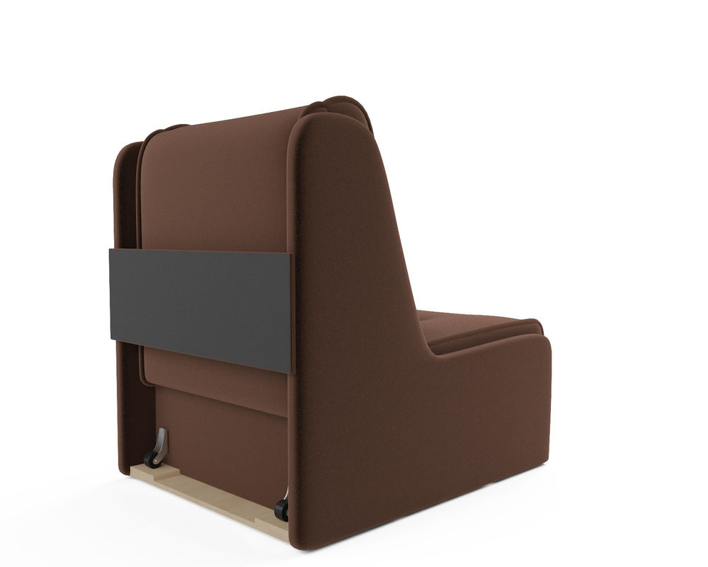 Кресло Мебель-АРС Аккорд №2 кордрой (микровелюр) - фото 5