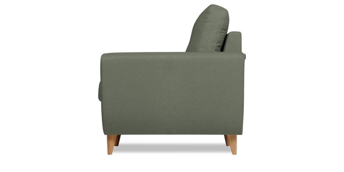 Кресло WOWIN Хоум (Графитовый микровелюр) - фото 4