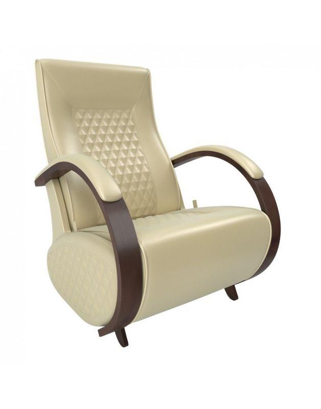 Кресло Impex Balance-3 экокожа орех (oregon 106) - фото 1