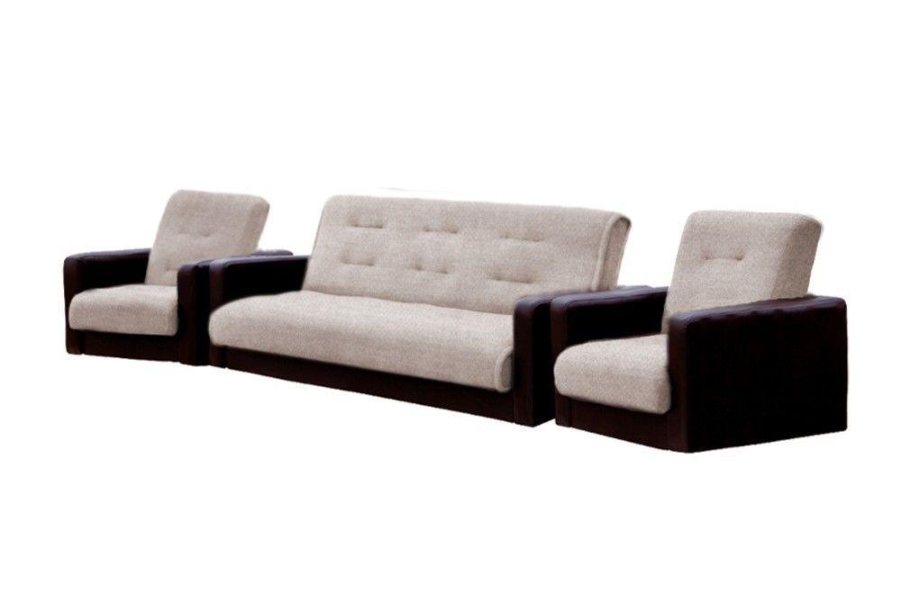 Набор мягкой мебели Квартет Комплект Лондон Комби - фото 7