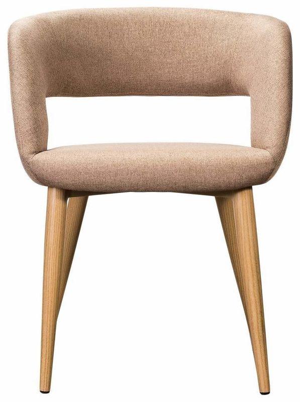 Кресло R-Home Walter Сканди Браун RST_4101174H, бежевый - фото 1