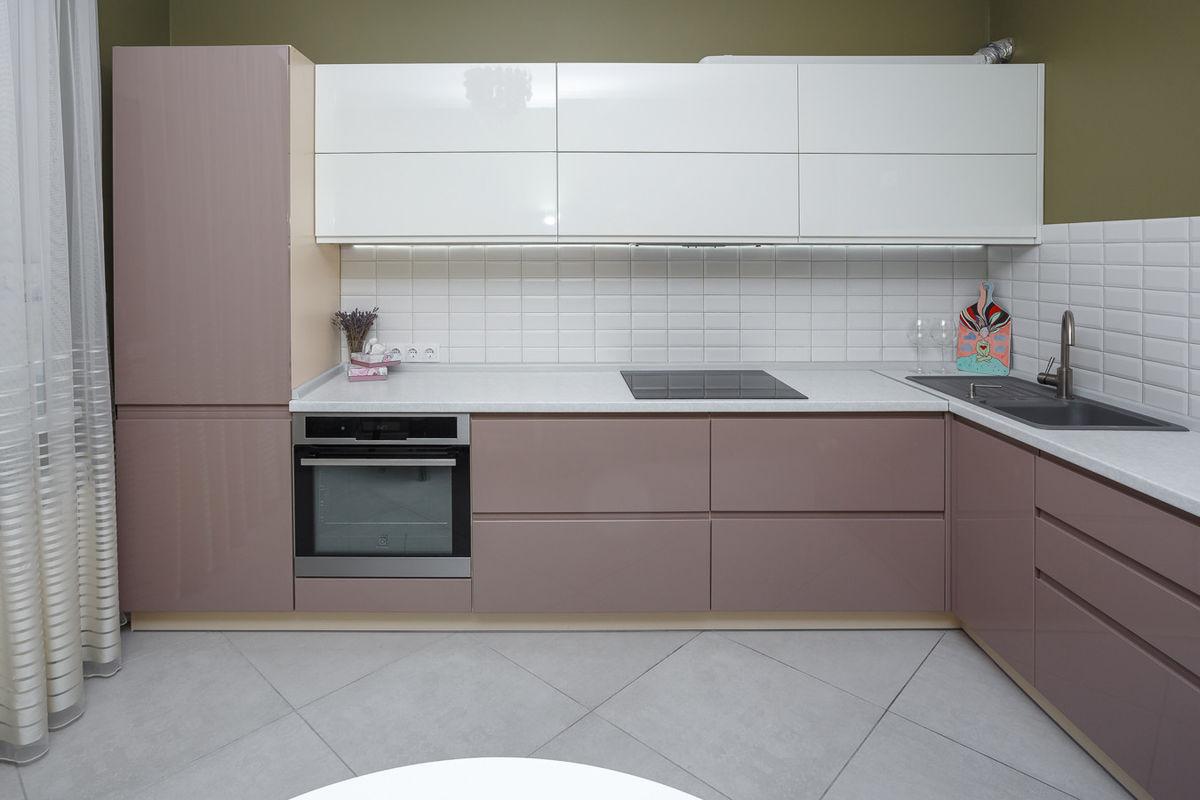 Кухня AlvaLine Breeze (кофе с молоком) - фото 2