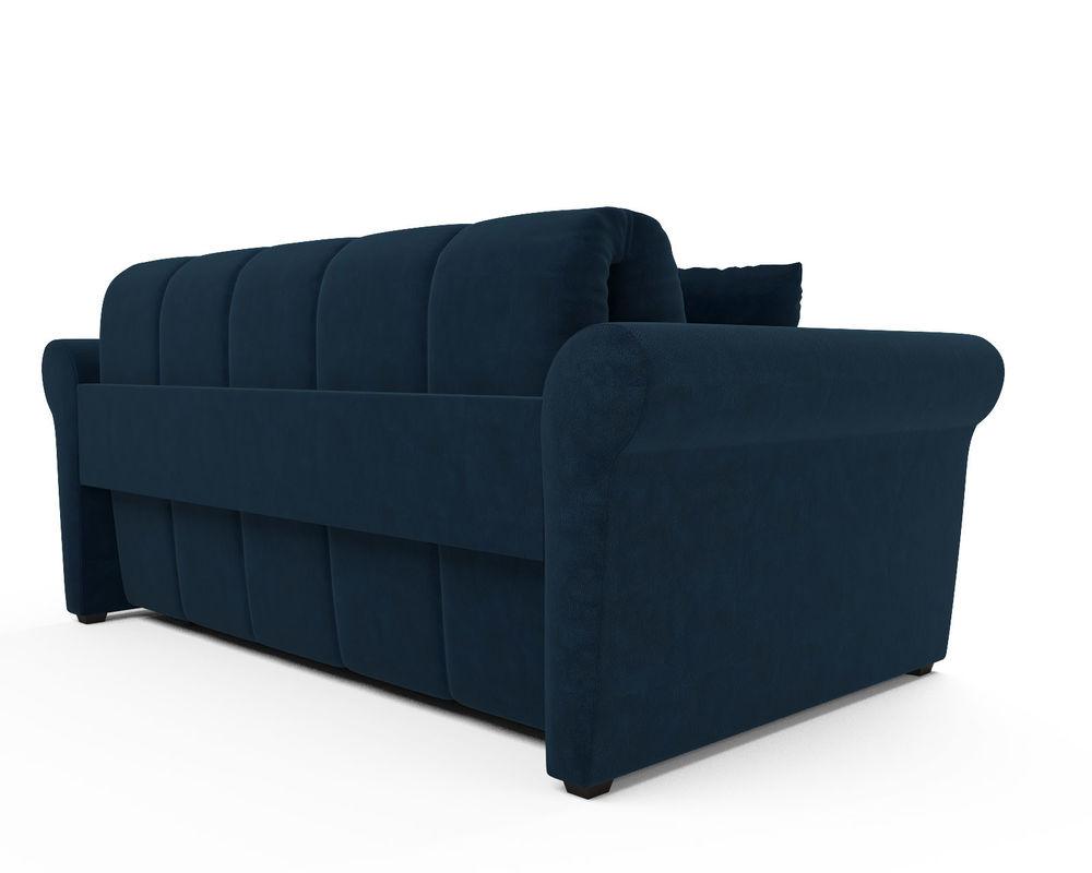 Диван Мебель-АРС Гранд (темно-синий - Luna 034) - фото 4