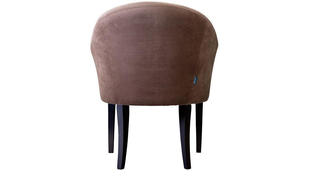 Кресло Woodcraft Тоскана Velvet Taupe - фото 4