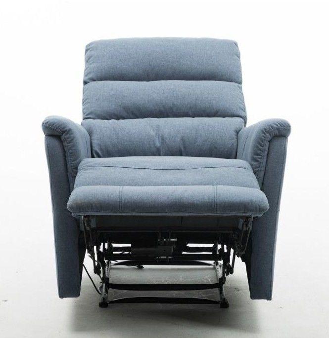 Кресло Arimax Dr Max DM05002 (Джинс) - фото 3