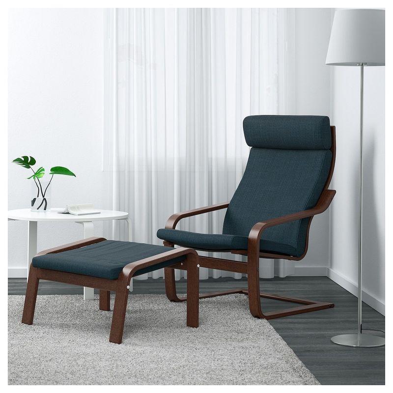 Кресло IKEA Поэнг 192.514.99 - фото 2