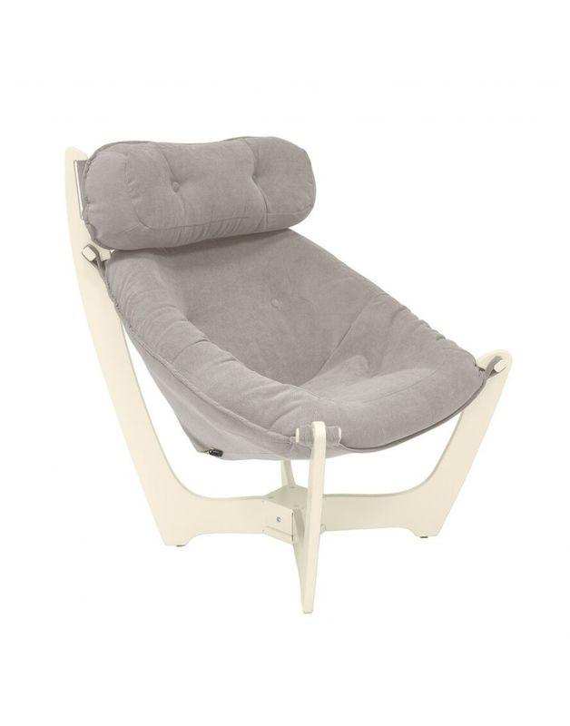 Кресло Impex Модель 11 verona сливочный (light grey) - фото 1