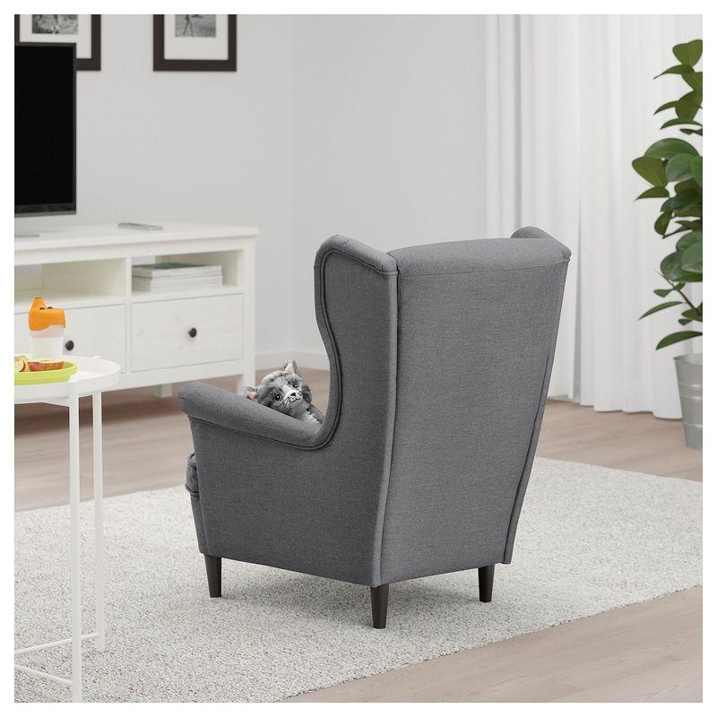 Кресло IKEA Страндмон 003.925.45 - фото 3