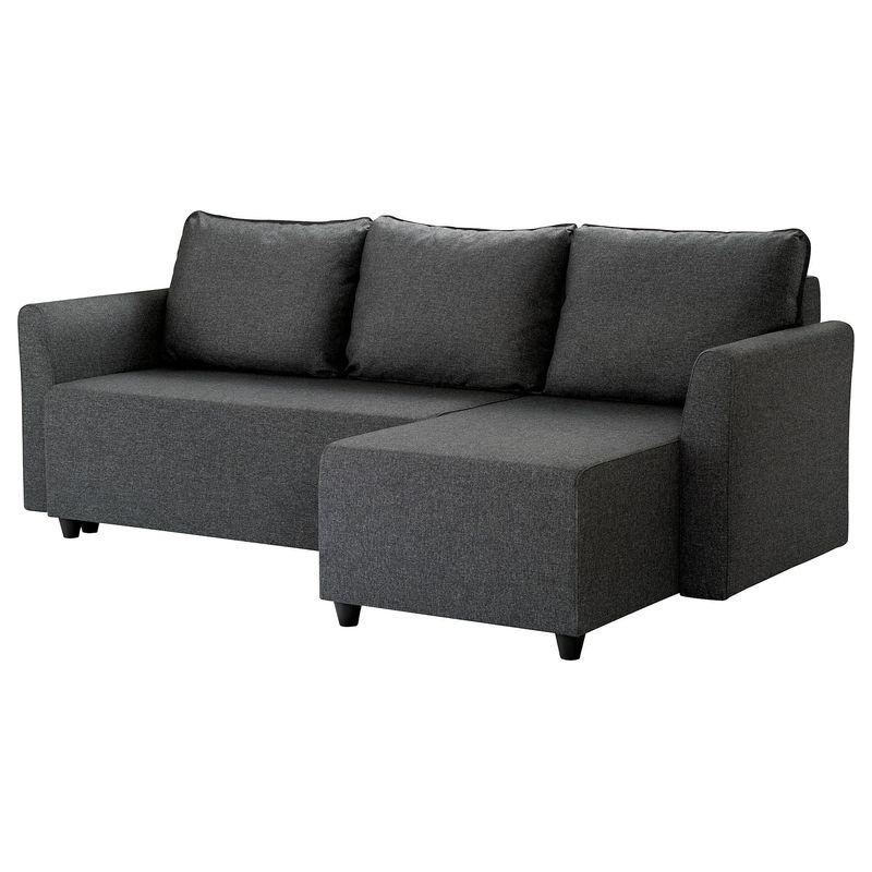 Диван IKEA Бриссунд темно-серый [804.481.81] - фото 1