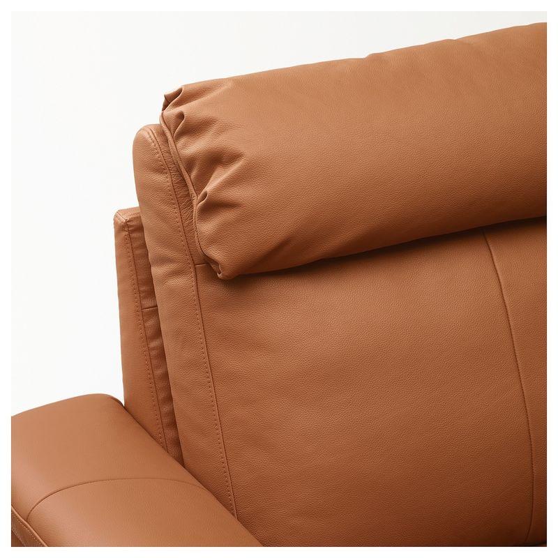 Диван IKEA Лидгульт золотисто-коричневый [892.661.62] - фото 5