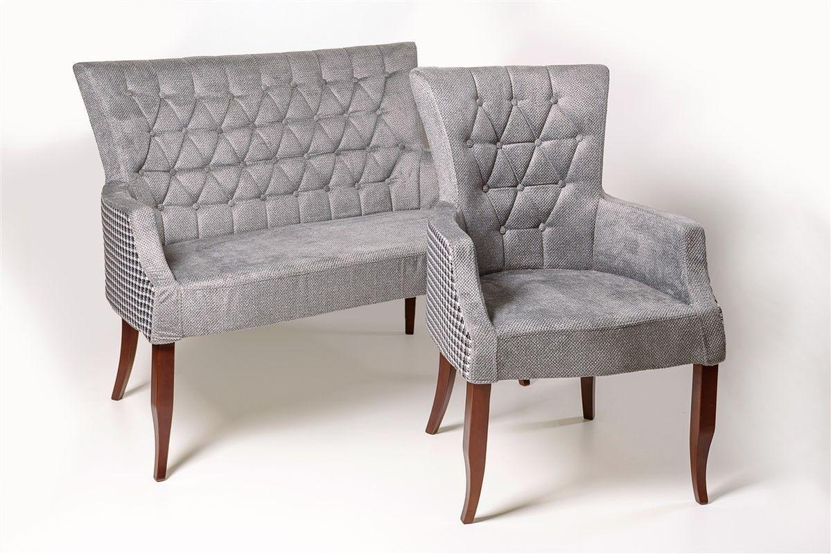 Кресло ФорестДекоГрупп Хорт (серый) D-HORT-GR - фото 4