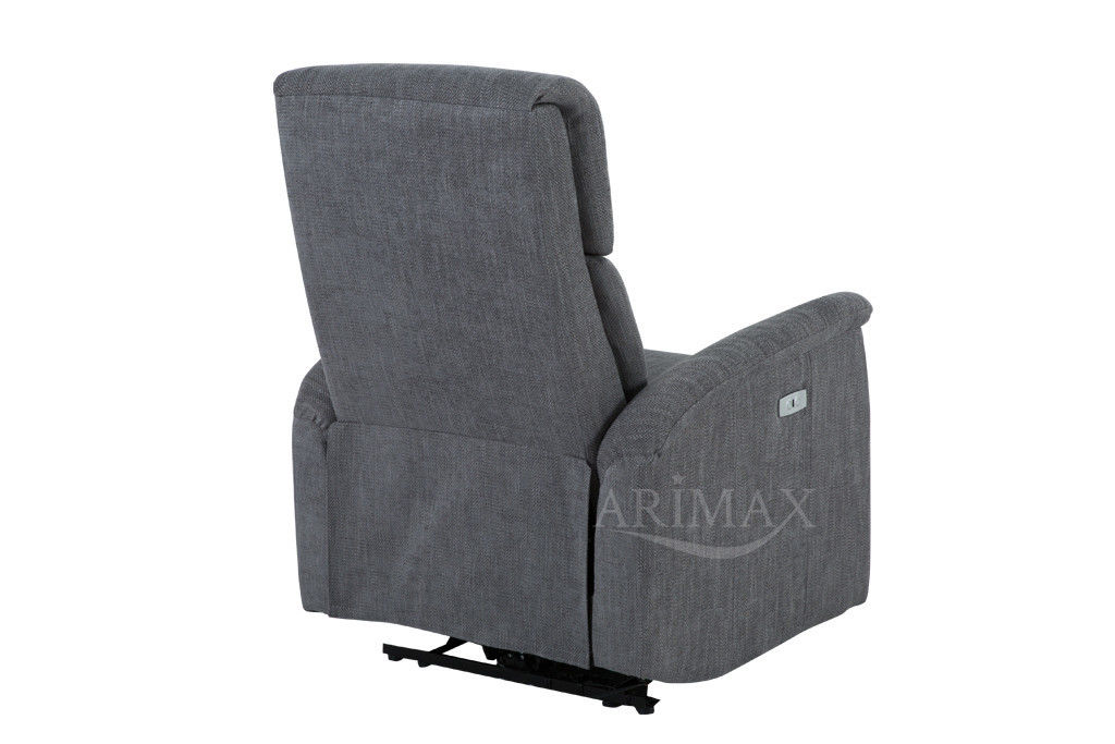 Кресло Arimax Dr Max DM02004 (Серый) - фото 5