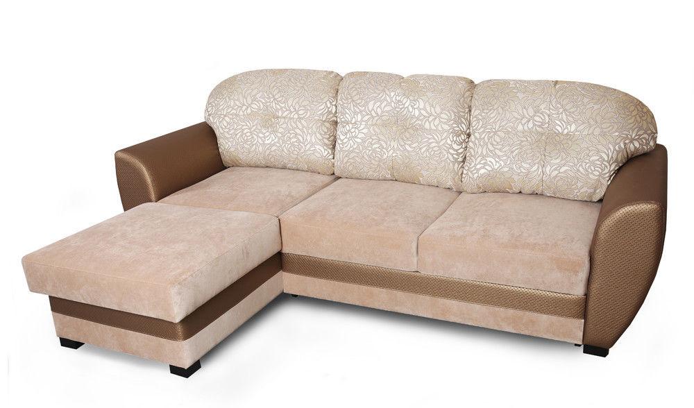 Диван LAMA мебель Дельфин 4 (угловой) - фото 1