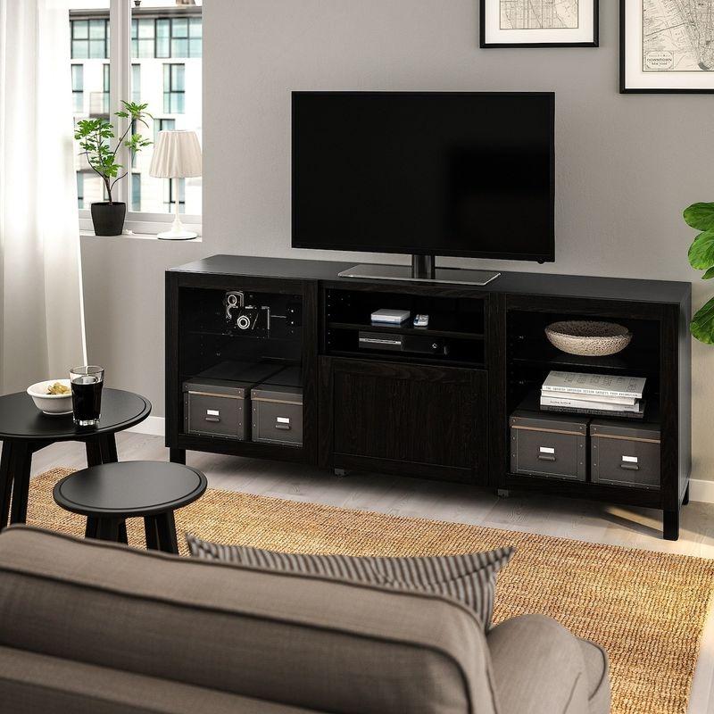 Подставка под телевизор IKEA Бесто 992.820.34 - фото 9
