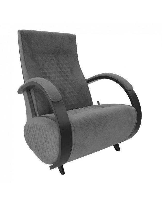 Кресло Impex Balance-3 Verona (Antrazite grey) - фото 1