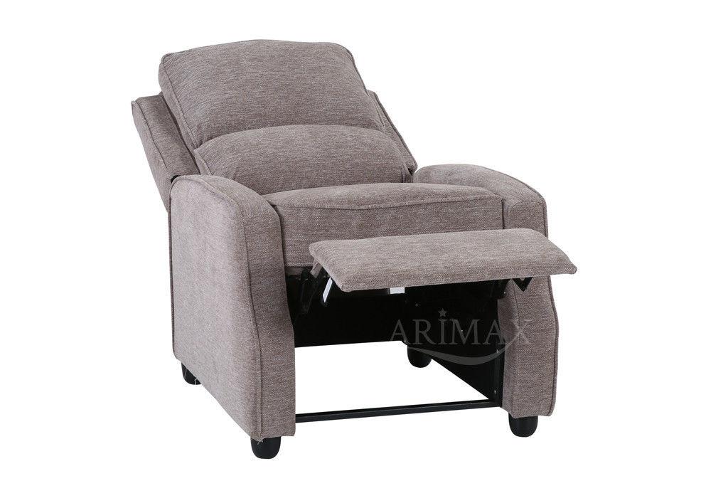Кресло Arimax Dr Max DM02001 (Светло-коричневый) - фото 3