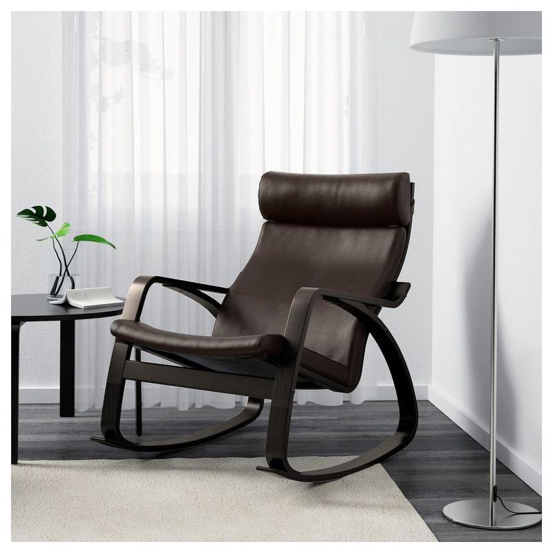 Кресло IKEA Поэнг 292.817.02 - фото 2