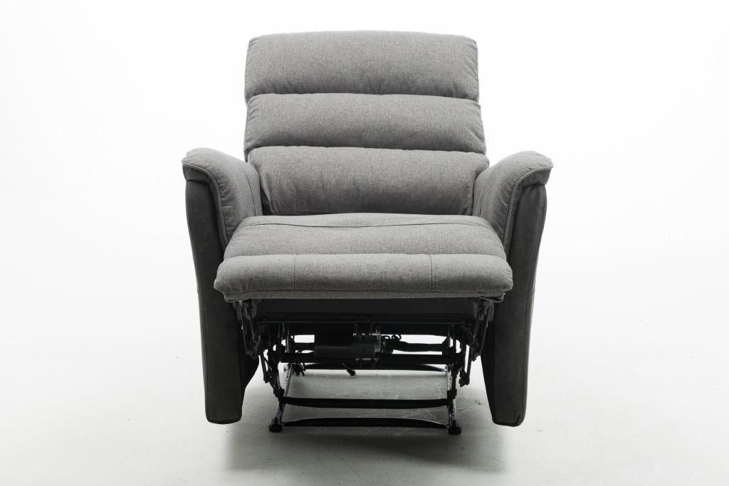 Кресло Arimax Dr Max DM05002 (Уголь) - фото 3