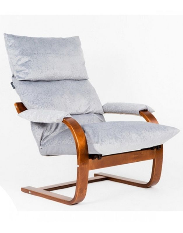 Кресло Impex Онега  вишня - фото 3