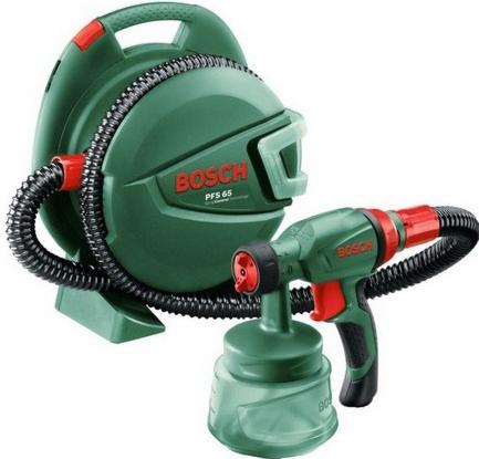 Краскопульт Bosch PFS 65 - фото 1