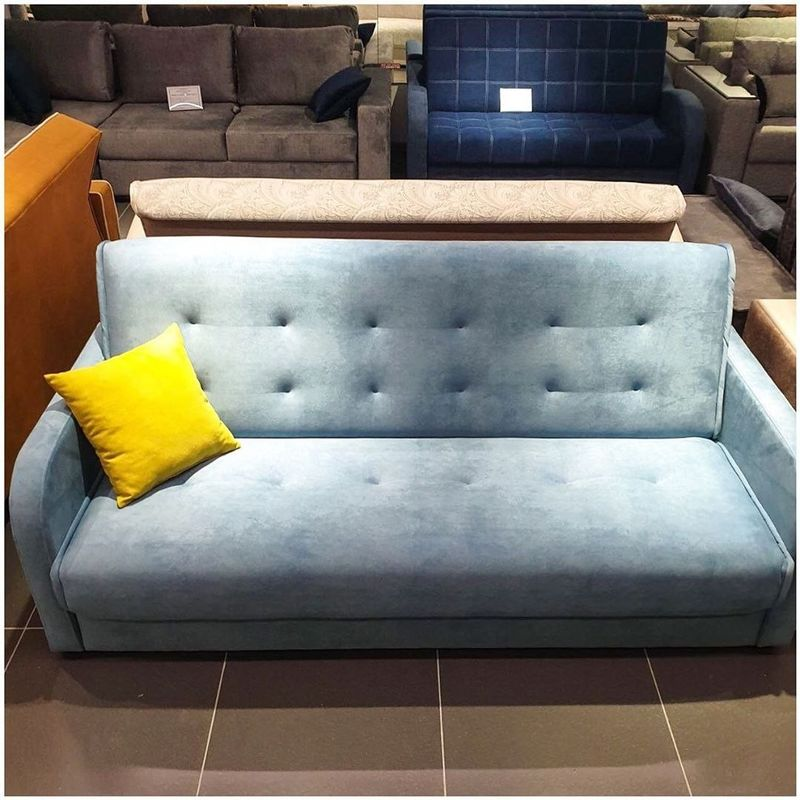 Диван DM-мебель Лаура (голубой) - фото 1
