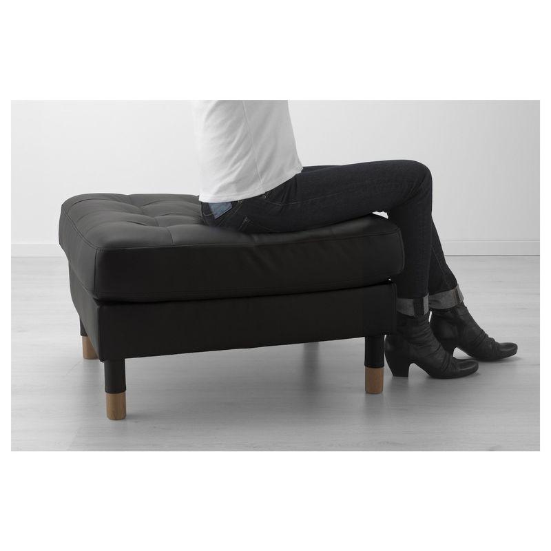 Пуфик IKEA Ландскруна 392.488.92 - фото 8