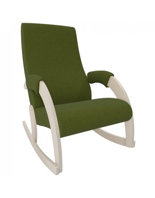 Кресло Impex Модель 67M  Montana сливочный (Montana 802) - фото 4